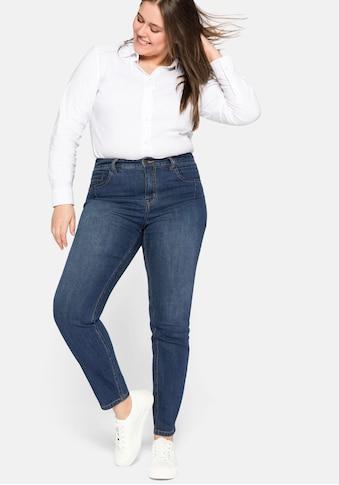 Sheego Stretch-Jeans, mit Bodyforming-Effekt kaufen