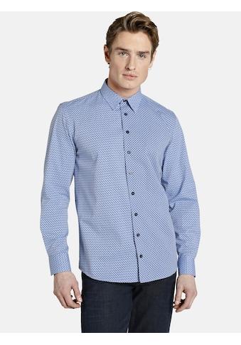 SHIRTMASTER Langarmhemd »patterns« kaufen