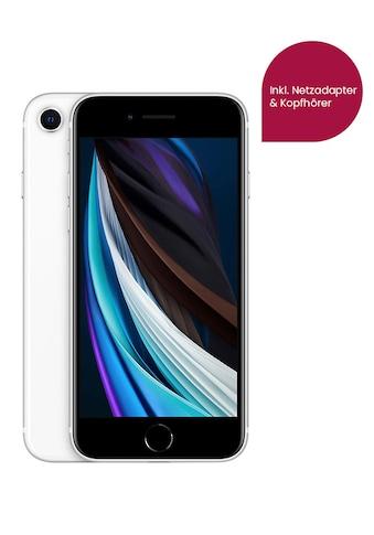 """Apple Smartphone »iPhone SE 128GB«, (11,94 cm/4,7 """" 128 GB Speicherplatz, 12 MP Kamera) kaufen"""
