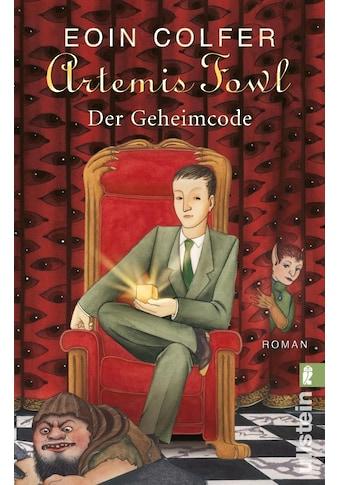Buch »Artemis Fowl - Der Geheimcode / Eoin Colfer« kaufen
