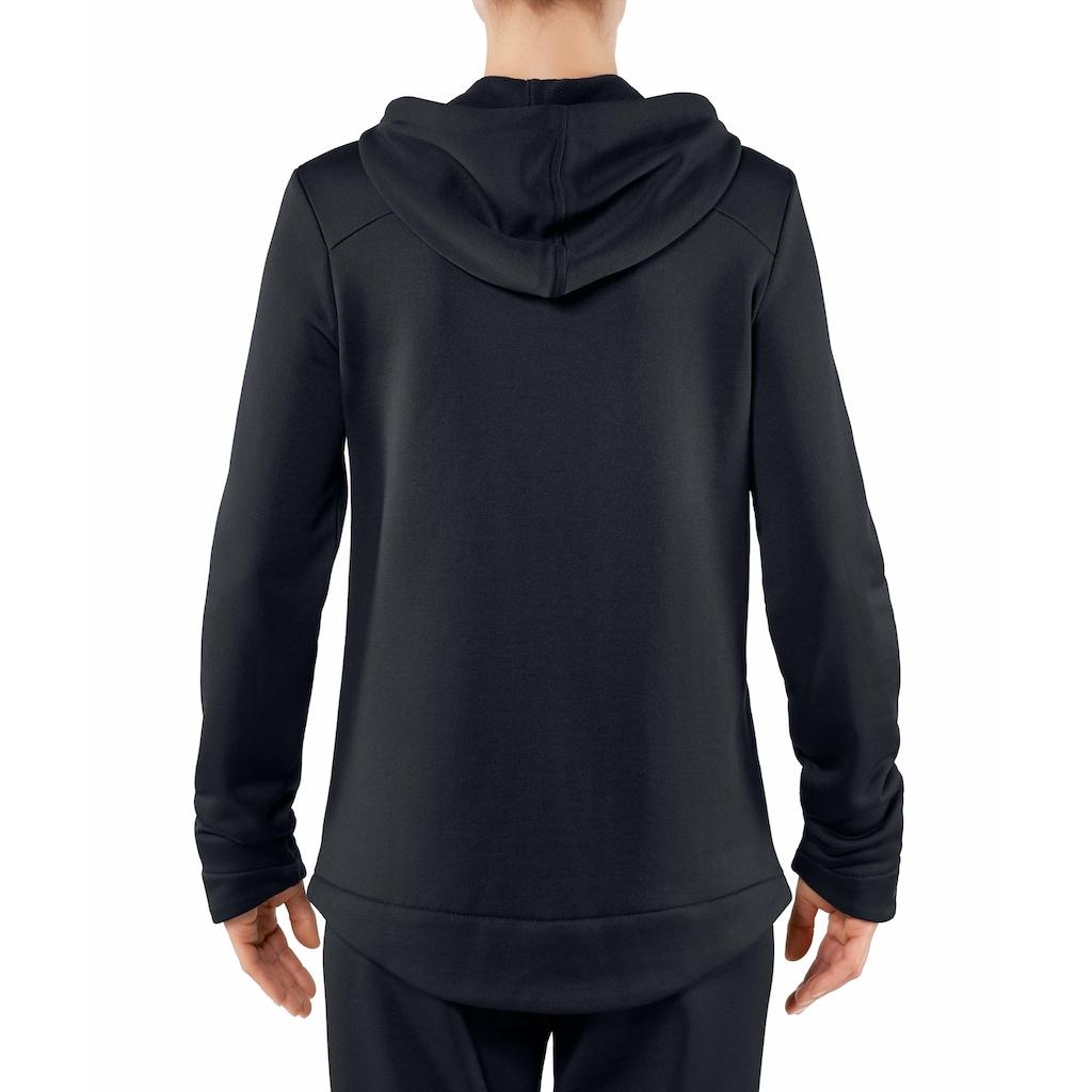 FALKE Kapuzenpullover »Pullover«, für weiches Tragegefühl