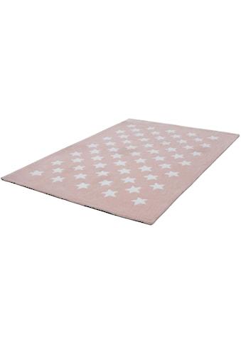 LALEE Teppich »Dream 701«, rechteckig, 16 mm Höhe, Motiv Sterne kaufen