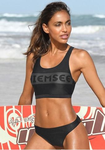 Chiemsee Bustier-Bikini, in sportlichem Design kaufen