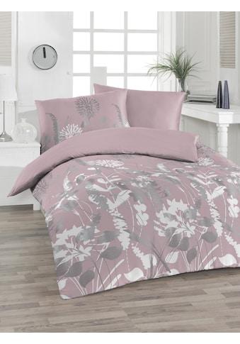 Florella Wendebettwäsche »Inas rosé, Baumwoll-Soft-Renforcé« kaufen