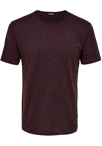 ONLY & SONS T-Shirt »ALBERT LIFE« kaufen