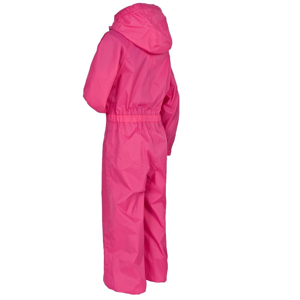 Trespass Overall »Kinder Regenanzug Button«
