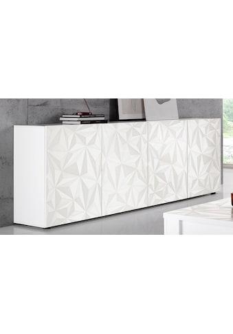 LC Sideboard »Prisma«, Breite 241 cm, 4-türig kaufen