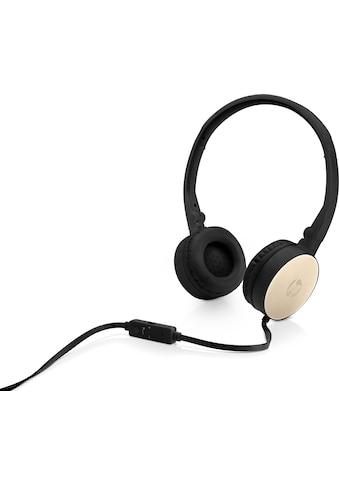 HP Headset »Optimieren Sie Ihr Klangerlebnis«, Stereo Headset H2800 kaufen