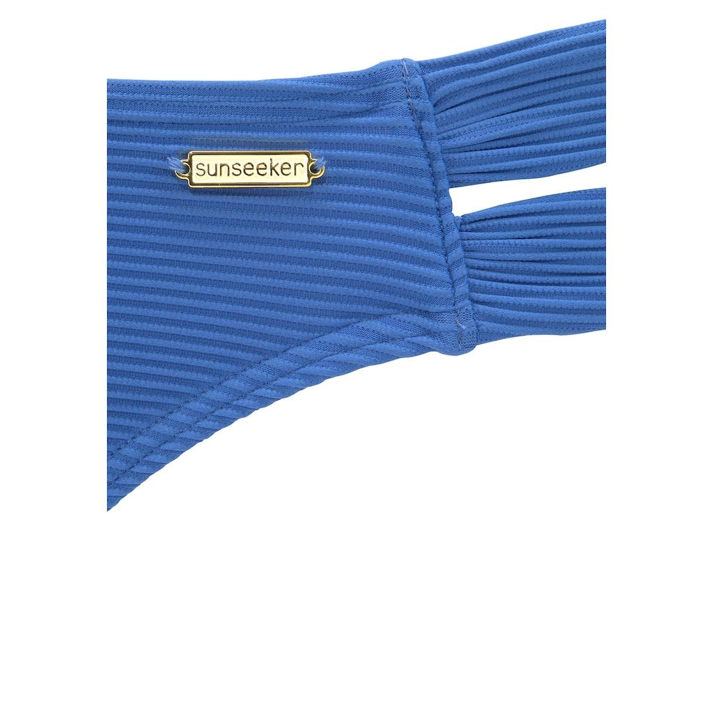 Sunseeker Bikini-Hose »Fancy«, aus Strukturware