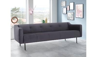 INOSIGN 3-Sitzer »Caelius«, mit Wellenunterfederung kaufen