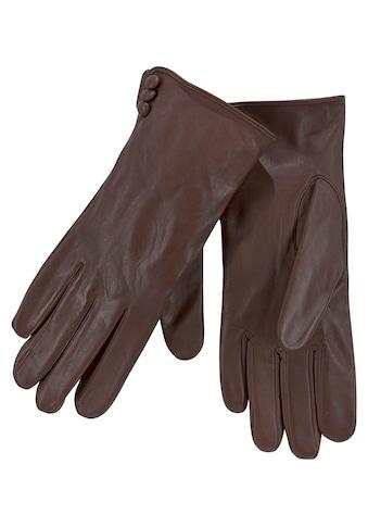 J.Jayz Lederhandschuhe kaufen