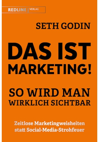 Buch »Das ist Marketing! / Seth Godin, Silvia Kinkel« kaufen