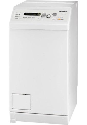 Miele Waschmaschine Toplader »Miele Waschmaschine Toplader WW690 WPM Lotosweiß«, WW690 WPM kaufen