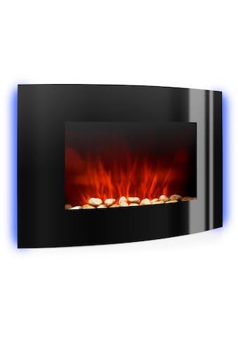 Klarstein elektrischer Kamin 2000W LED Flammen Fernbedienung »LAUSANNE« kaufen