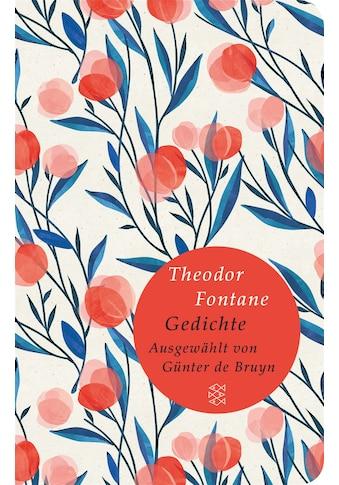 Buch »Gedichte / Theodor Fontane, Günter de Bruyn« kaufen