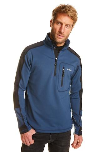 Jeff Green Stehkragenpullover »Gent« kaufen