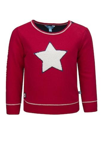 lief! Sweatshirt mit Stern kaufen