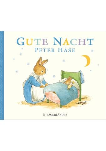 Buch »Gute Nacht Peter Hase / Beatrix Potter, Cordula Jänke« kaufen