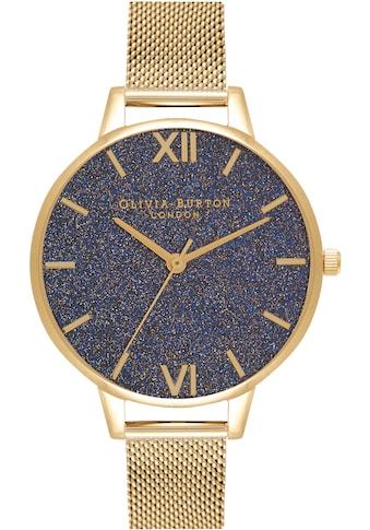 OLIVIA BURTON Quarzuhr »Glitter, OB16GD75« kaufen