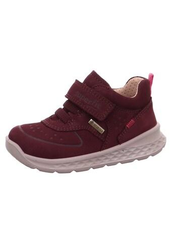 Superfit Sneaker »BREEZE«, mit zusätzlichem Gummizug kaufen