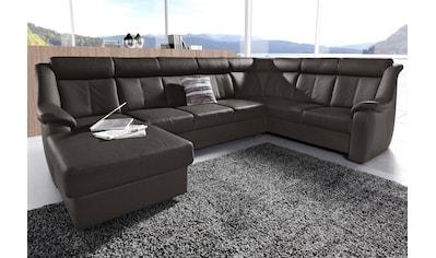 sit&more Wohnlandschaft, wahlweise mit Relaxfunktion kaufen