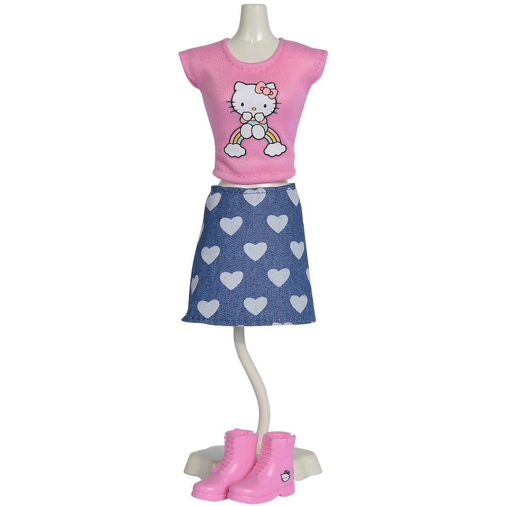 SIMBA Anziehpuppe »Steffi Love, Hello Kitty Fashion Set«