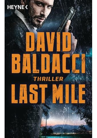 Buch »Last Mile / David Baldacci, Uwe Anton, Norbert Jakober« kaufen