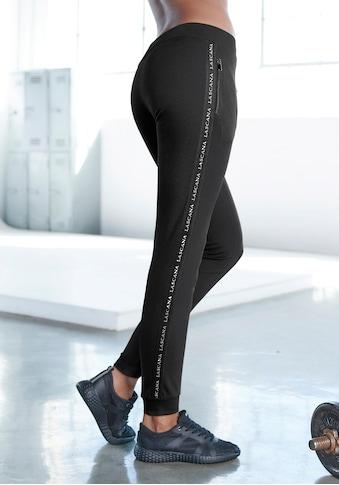 LASCANA ACTIVE Jogginghose, mit Reißverschlusstaschen kaufen