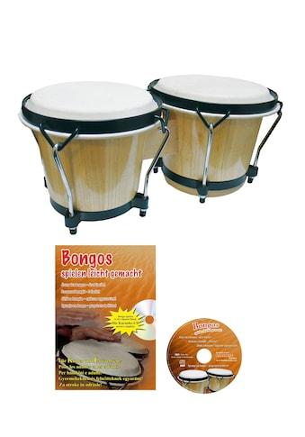 "Clifton Bongo ""Clifton  -  Bongo Set"", (Set, 4 - tlg.) kaufen"
