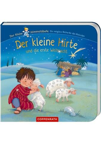 Buch »Der kleine Hirte und die erste Weihnacht / Margret Nußbaum, Andrea Hebrock« kaufen