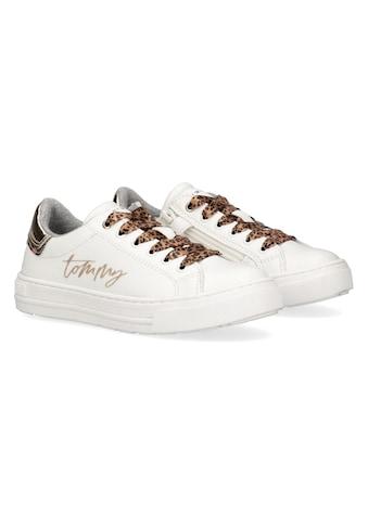 Tommy Hilfiger Sneaker, im Animal Look kaufen