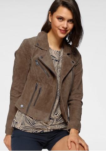 Vero Moda Lederjacke »VMUTOPIA« kaufen