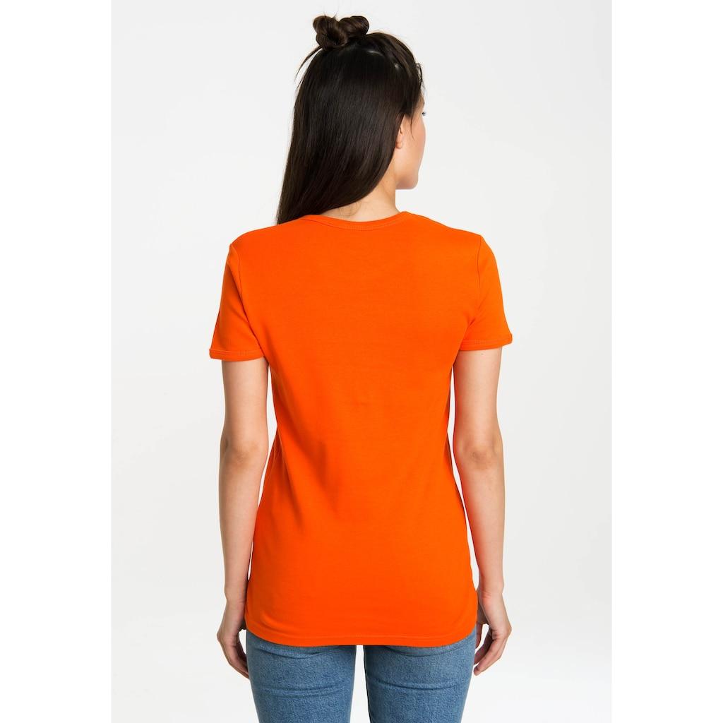 LOGOSHIRT T-Shirt »Ernie«, mit lizenziertem Originaldesign