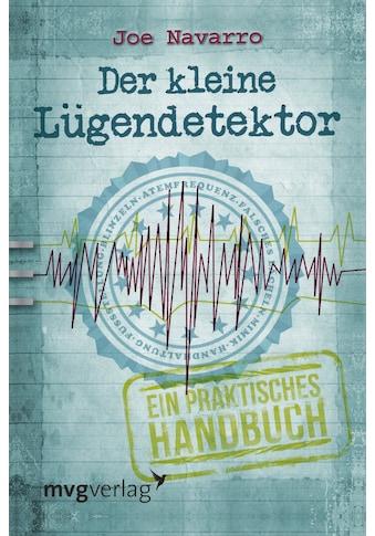 Buch »Der kleine Lügendetektor / Joe Navarro« kaufen