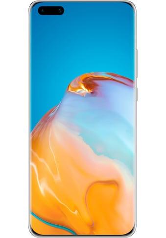 """Huawei Smartphone »P40 Pro«, (16,7 cm/6,58 """" 256 GB Speicherplatz, 50 MP Kamera) kaufen"""
