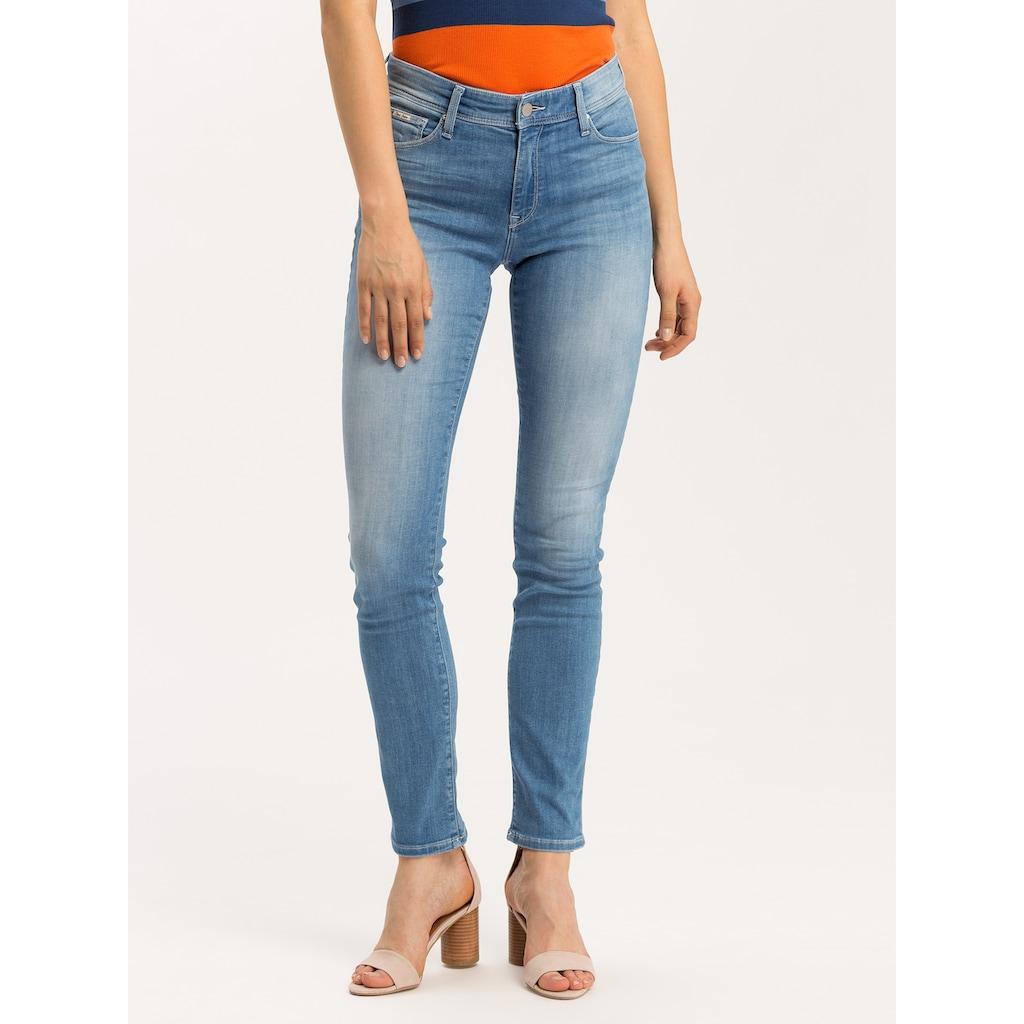 Cross Jeans® Slim-fit-Jeans »Anya«, Weiche Denim-Qualität