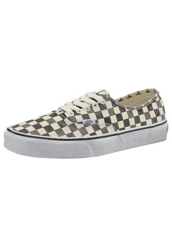Vans Sneaker »Checkerboard Authentic« kaufen