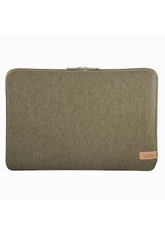 Hama Notebook-Sleeve Jersey, bis 44 cm (17,3), Oliv kaufen