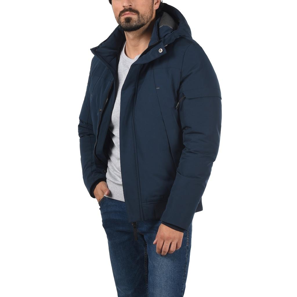 Indicode Winterjacke »Madot«, modische Herren Winterjacke mit Kapuze