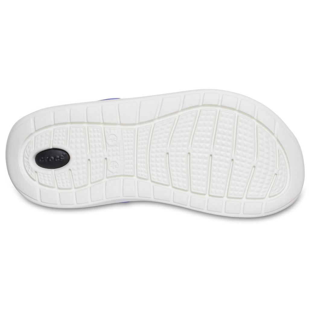 Crocs Clog »LiteRide Clog«, mit feiner Perforierung