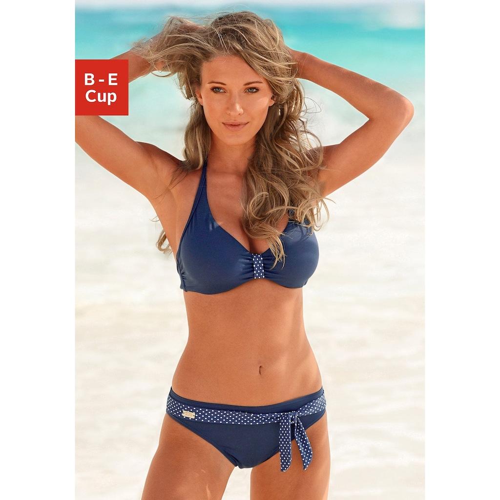 Buffalo Bügel-Bikini, mit süßen Kontrastdetails