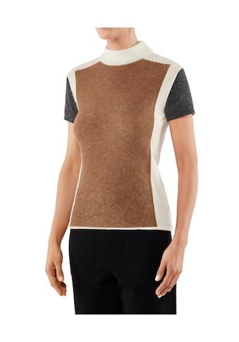 FALKE Trainingspullover »Pullover«, mit Alpaka- und Schurwolle kaufen