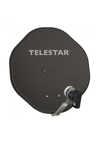 TELESTAR Sat-Spiegel »ALURAPID 45 mit SKYSINGLE HC LNB«, (Aluminium), mit 40mm Feedhalter kaufen