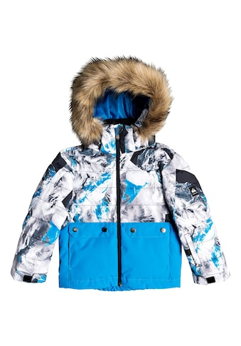 Quiksilver Snowboardjacke »Edgy Kids« kaufen