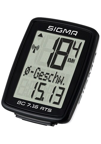SIGMA SPORT Fahrradcomputer »BC 7.16 ATS« kaufen