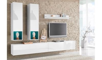 Tecnos Wohnwand (Set, 5 - tlg) kaufen