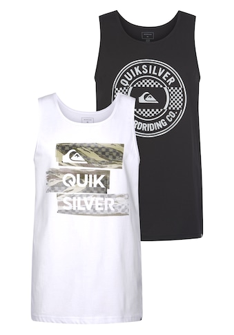 Quiksilver Tanktop »CHILLY CAMO LAMBOK PACK«, (Packung, 2er-Pack) kaufen