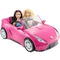 Barbie Spielzeug-Auto »Glam Cabrio«