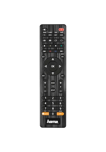 Hama Universal Ersatzfernbedienung für 8 Geräte (z.B. TV, DVD) »10 m Reichweite« kaufen