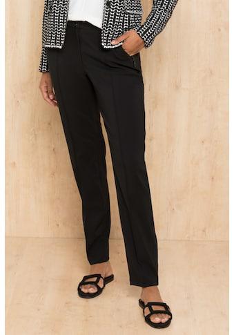 bianca Stretch-Hose »DENVER«, mit stylischen Zippern an der Front kaufen